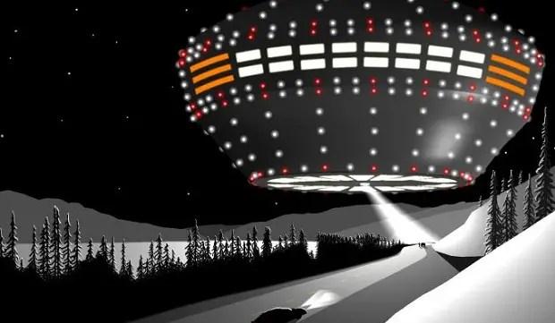 canadian ufo sighting