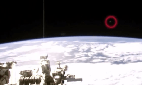 UFOs Are Hounding International Space Station on an Almost ...