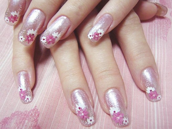 Wedding Nail Art Designs For The Bride