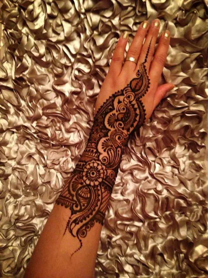 Henna Mehndi Designs 2013 Eid Henna Designs For Girls