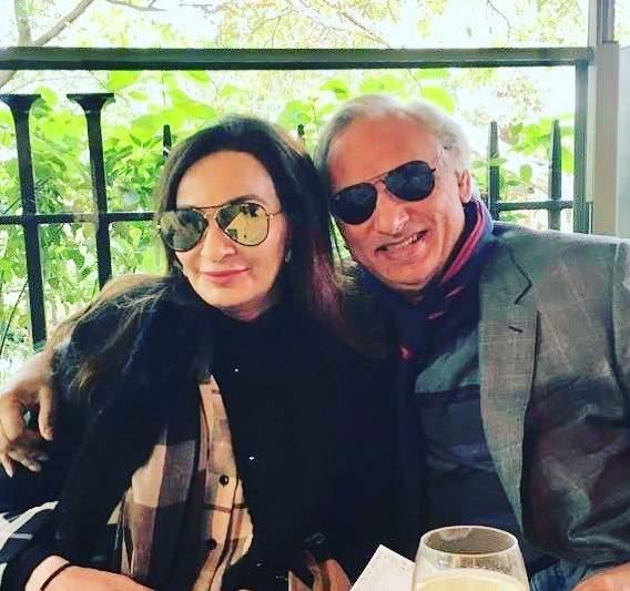 sherry rehman husband