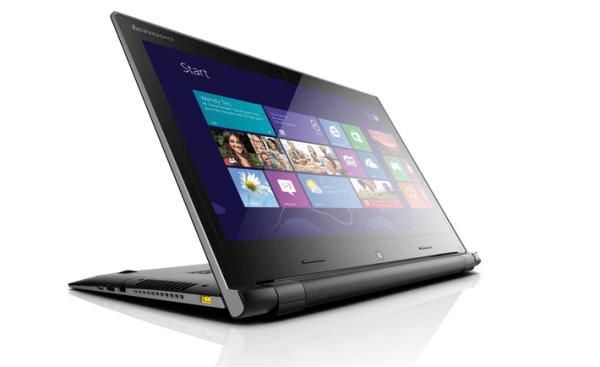 Lenovo IdeaPad Flex 15 15.6-Inch Touchscreen Ultrabook Black