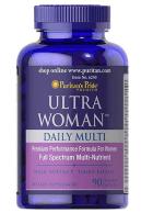 Ultra Woman Daily Multi Caplets