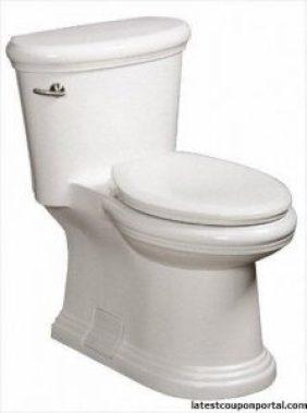 Orrington 1-Piece High Efficiency Toilet