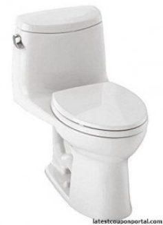 Ultramax II Het Double Cyclone Elongated One Piece Toilet