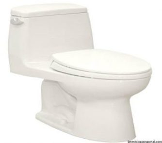 Ultramax Elongated One Piece Toilet