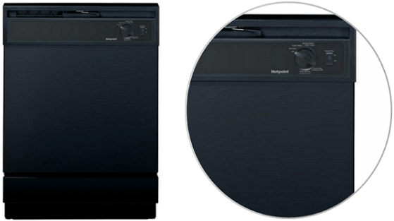 Hotpoint GIDDS-632139 Built-In 24-Inches dishwasher