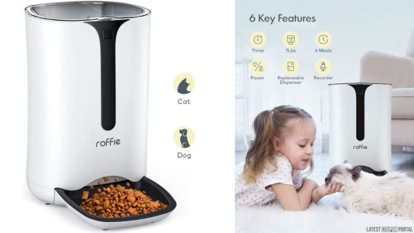 Roffie Automatic Cat Feeder