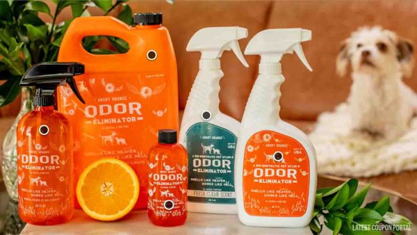 Where To Buy Angry Orange Pet Odor Eliminator 1
