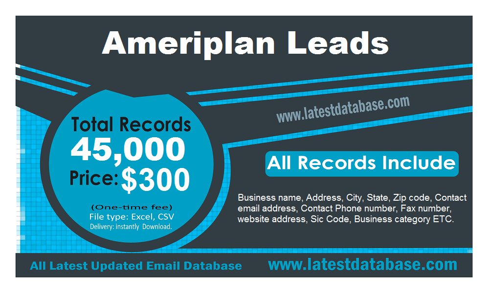 I-Ameriplan lead