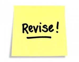 Image result for revision""