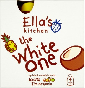 free smoothie fruit drink from ella's kitchen
