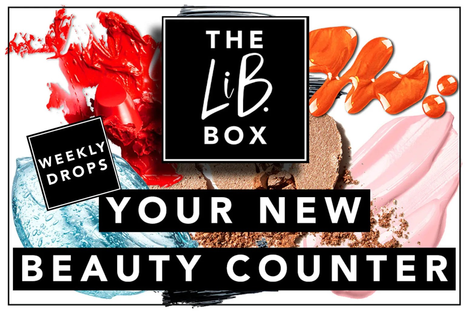 New Beauty Counter - DT