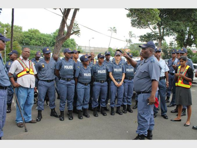 SAPS VACANCIES TRAINEES