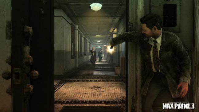 Max Payne 3 will Revamp Bullet Time 1