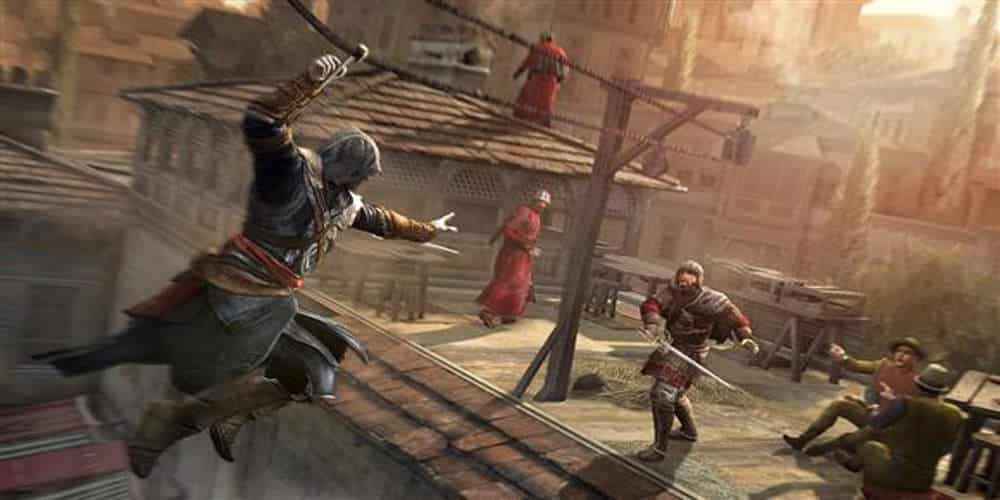 Assassin's Creed: Revelations Pre-Order Bonuses List