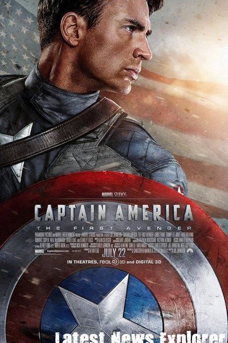 'Captain America: The First Avenger' Trailer