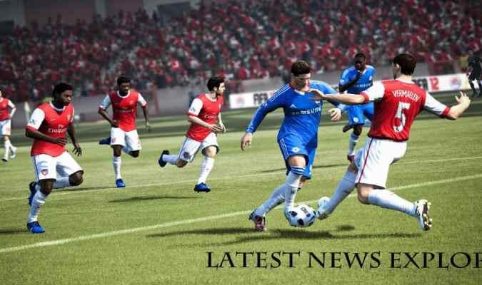 UK Charts: FIFA 12 Ends 2011 At #1