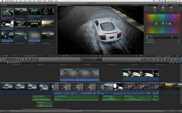 Apple releases Final Cut Pro X, Motion 5, Compressor 4 1
