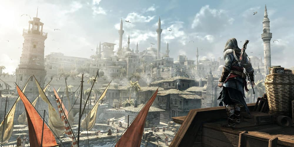 Assassin's Creed: Revelations – Regions Trailer