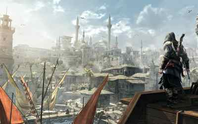 Jesper Kyd Returns for Assassin's Creed Revelations Soundtrack