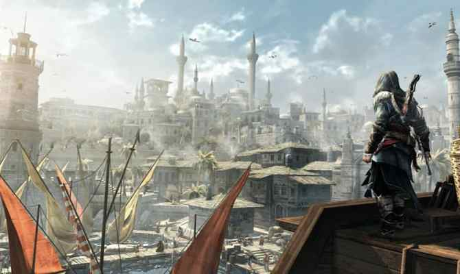"""Ubisoft: """"Following Ezio Is Going To Be A Challenge"""" 1"""
