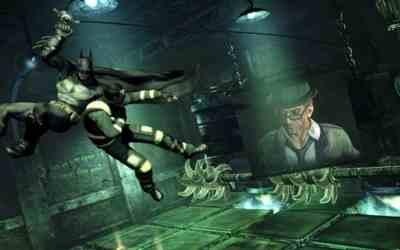 Batman: Arkham City Gameplay video
