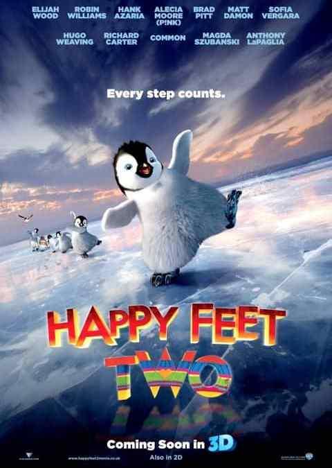 Happy Feet 2 Trailer