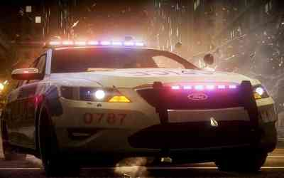 Need For Speed: The Run Gameplay Footage