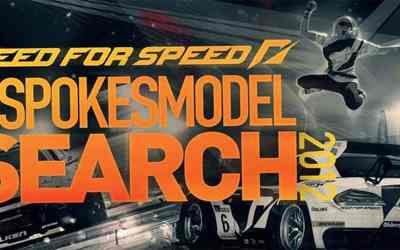 Need for Speed Spokesmodel Search 2012 Images