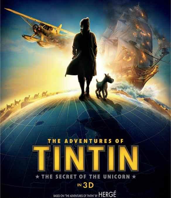 The Adventures of Tintin: The Secret of the Unicorn Trailer