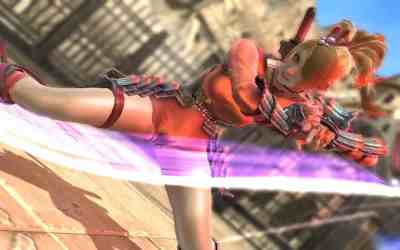 COMIC-CON 11 : SoulCalibur V Trailer
