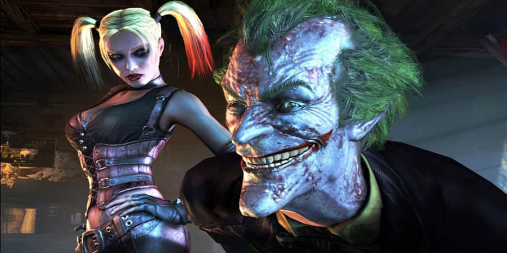 Batman: Arkham City Joker Tape Revealed