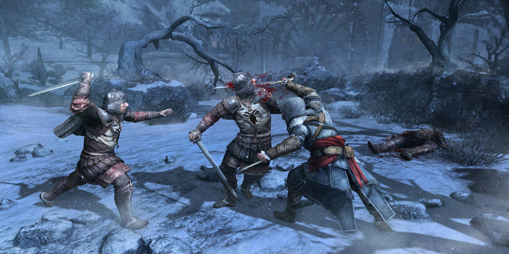 Assassin's Creed Revelations – Chase Scenes Gameplay