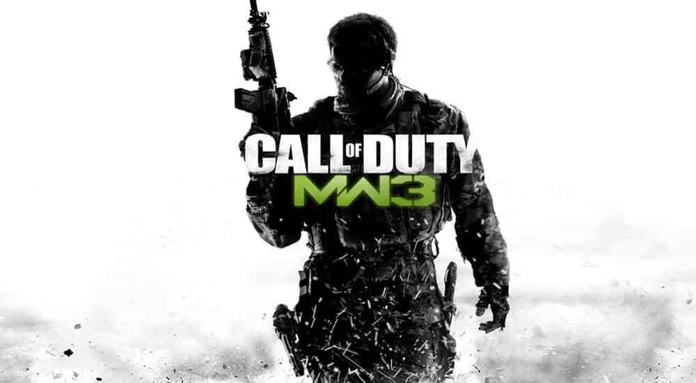 VGA 2011: Modern Warfare 3 Wins Shooter Of The Year