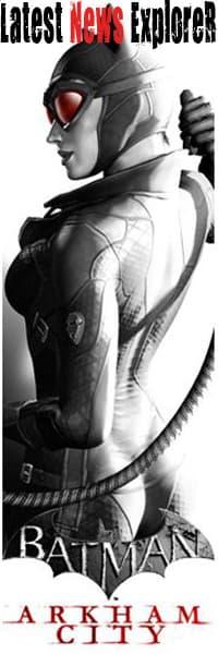 GameStop Revealed Batman: Arkham City's Catwoman DLC  1