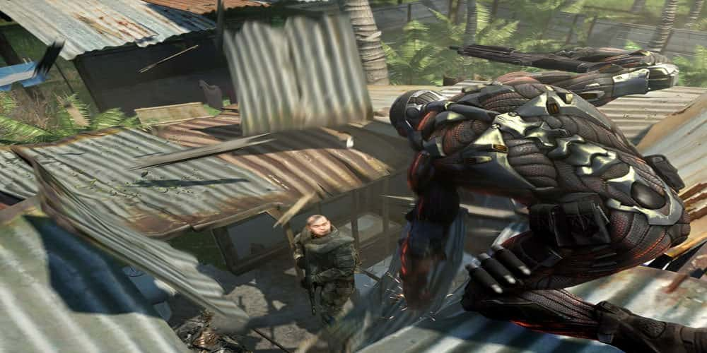 """Crytek To Reveal """"Absolutely Fantastic"""" Project In April"""