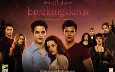 Twilight: Breaking Dawn Part 1 Teaser Trailer