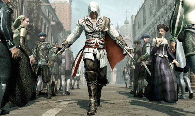 Assassins Creed Headed to Hollywood 1