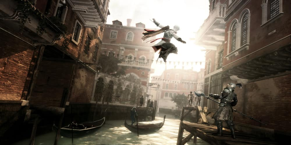 Assassin's Creed III Concept Art(Truth)