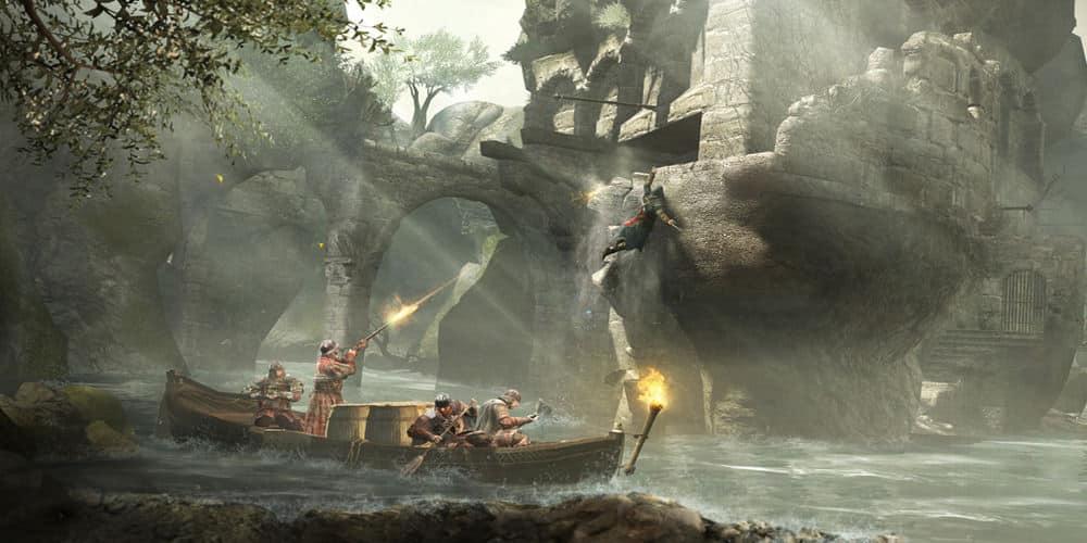 Assassin's Creed III Release Date Confirmed