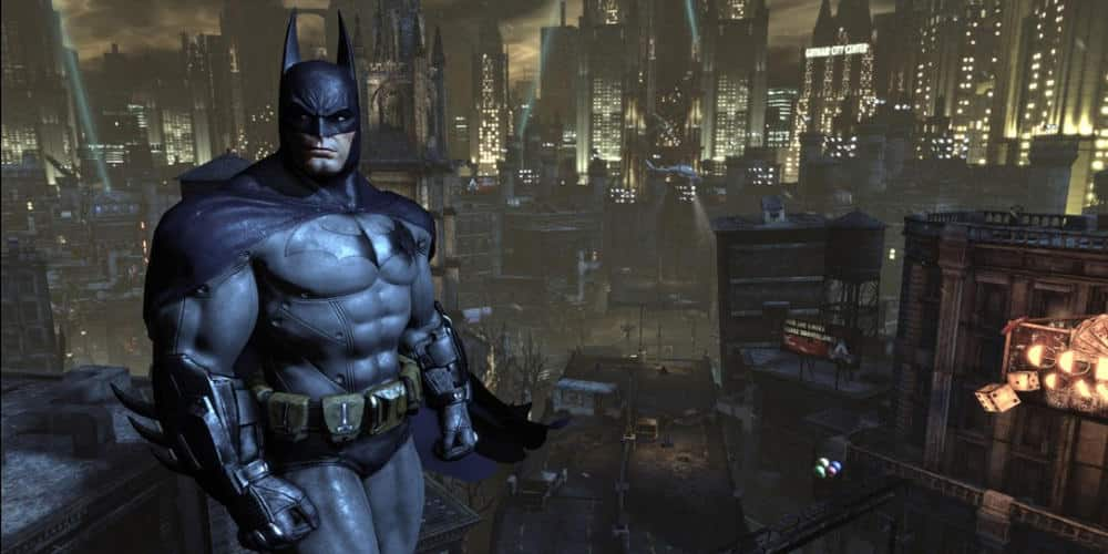 Batman: Arkham City New Trailer