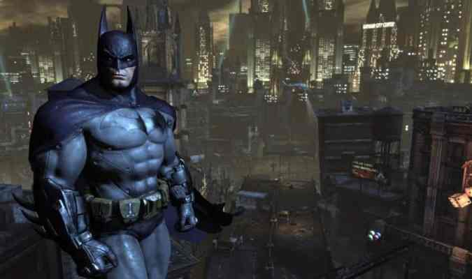 Batman Arkham City 8