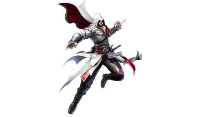 Soul Calibur 5 Ezio Trailer 2