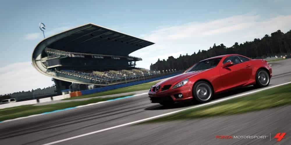 Forza Motorsport 4 Demo on Xbox Live