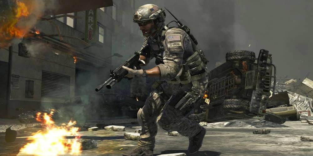 Modern Warfare 3 Is 8th Biggest Topic On Facebook(2011)