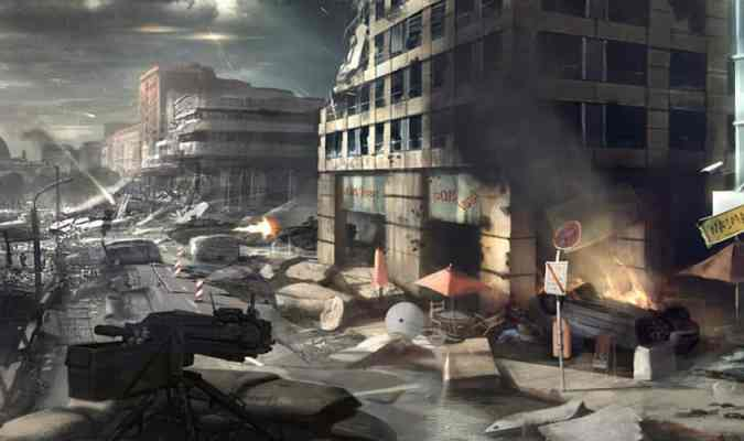 Modern Warfare 3 Multiplayer Maps Leaked