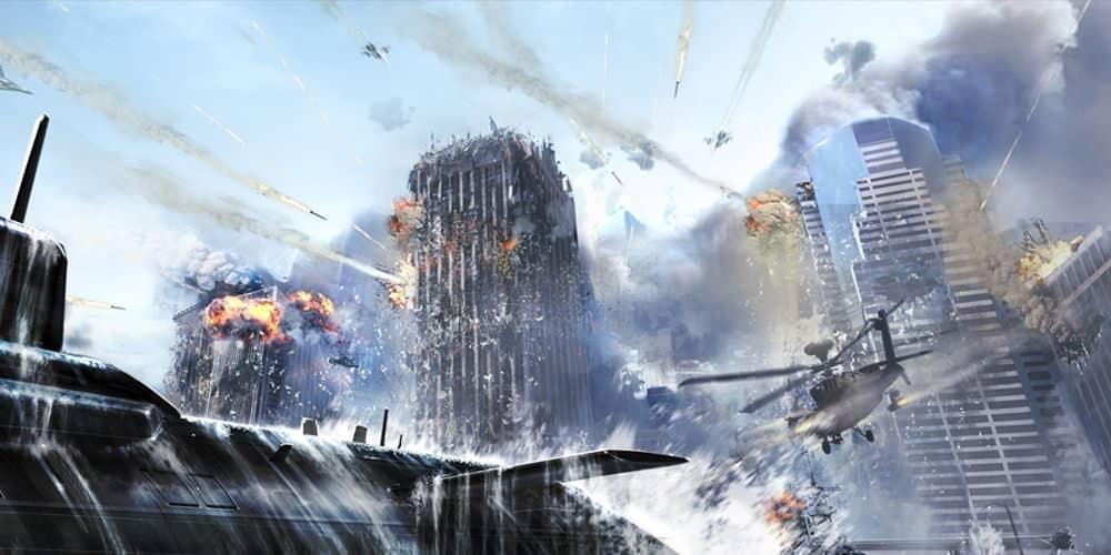 Modern Warfare 3 Campaign Trailer