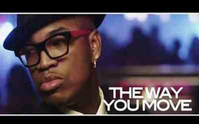 Ne-Yo – The Way You Move Ft. Trey Songz, T-Pain Music Video