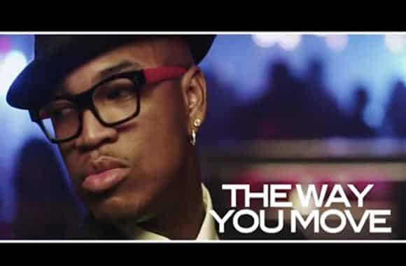 Ne-Yo – The Way You Move Ft. Trey Songz, T-Pain Music Video